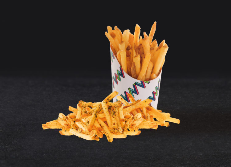 Skinny Fries/Seaweed Fries (Reg)