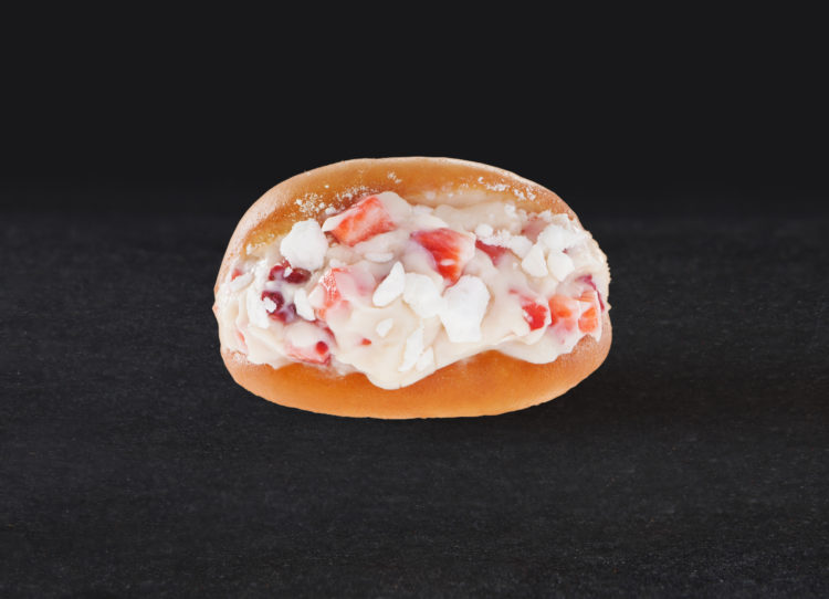 Strawberry Creme Bao Nuts